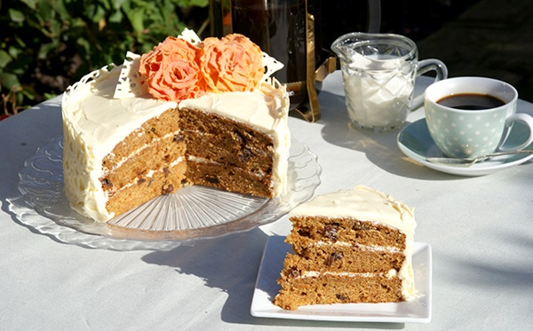 recipe image Carrot Cake Showstopper