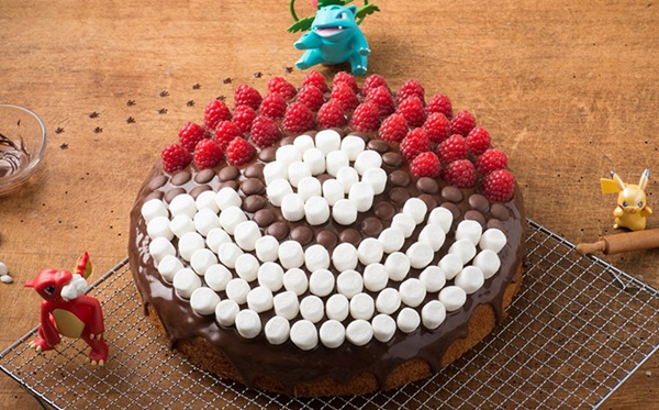 recipe image Pokemon Cake