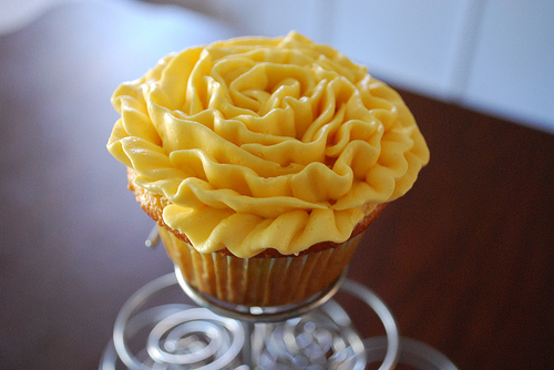 recipe image Carnation Cupcakes