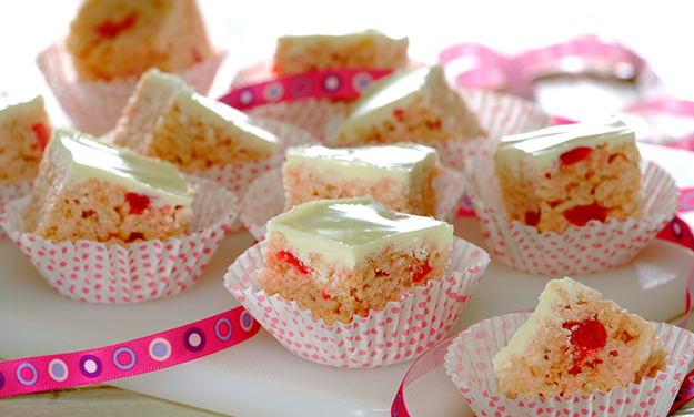 recipe image Marshmallow Crackle Treats
