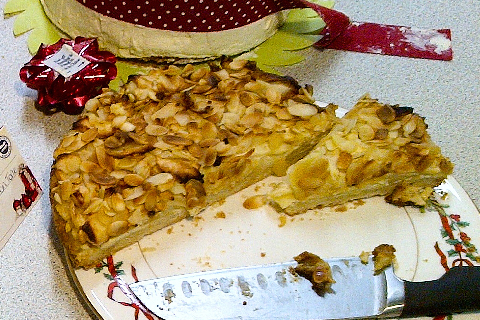 recipe image Bavarian Apple Torte