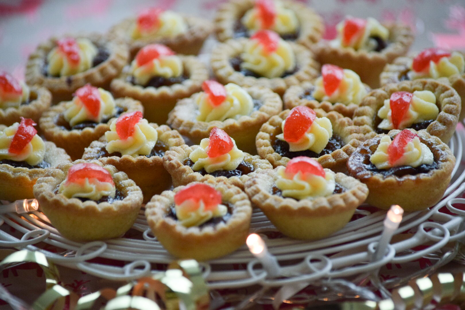 recipe image Mini Brandy Mince Pies