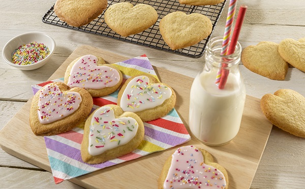 recipe image Sugar Cookies