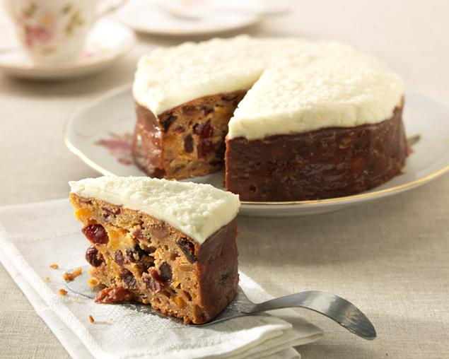 recipe image Modern Fruit Cake
