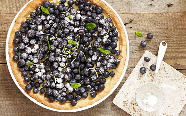 recipe image Blueberry Tart