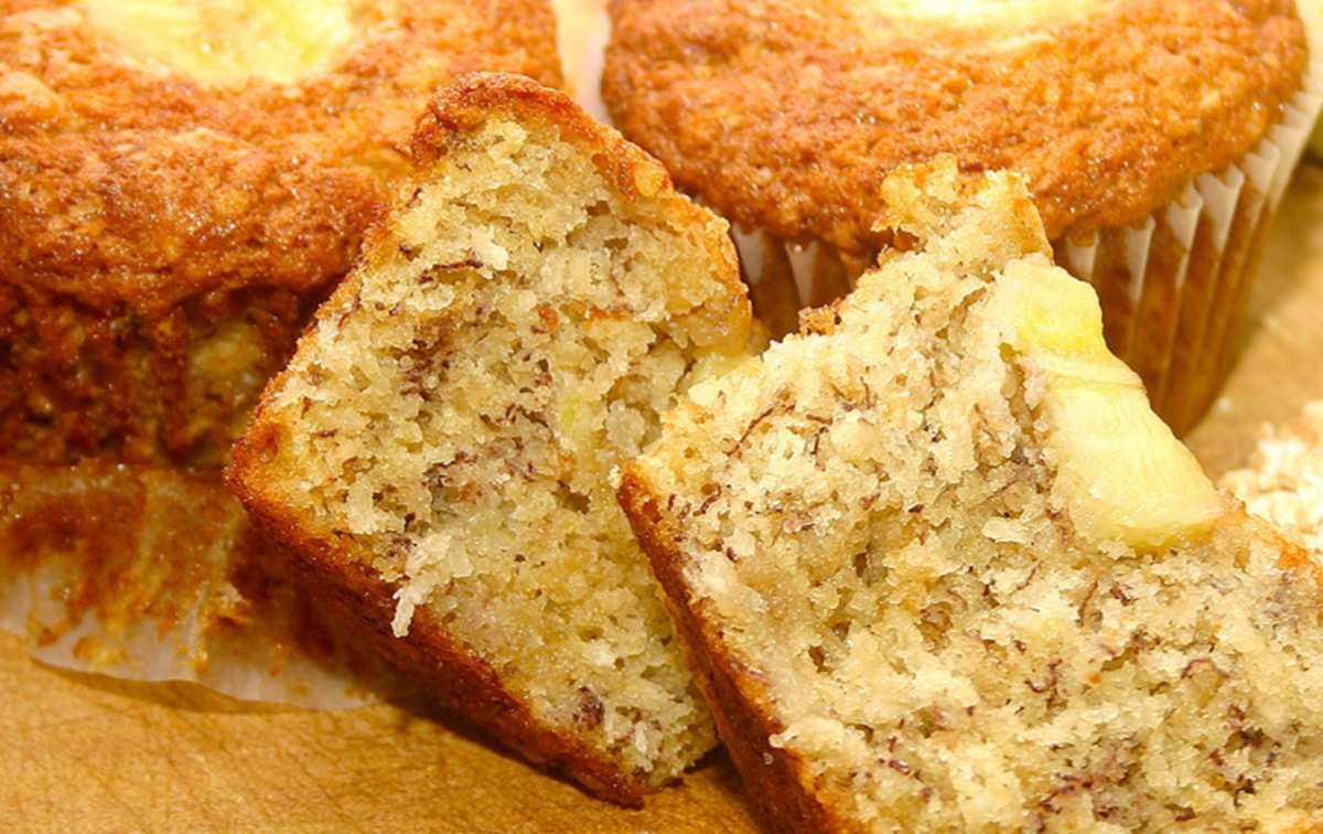 recipe image Banana Muffins
