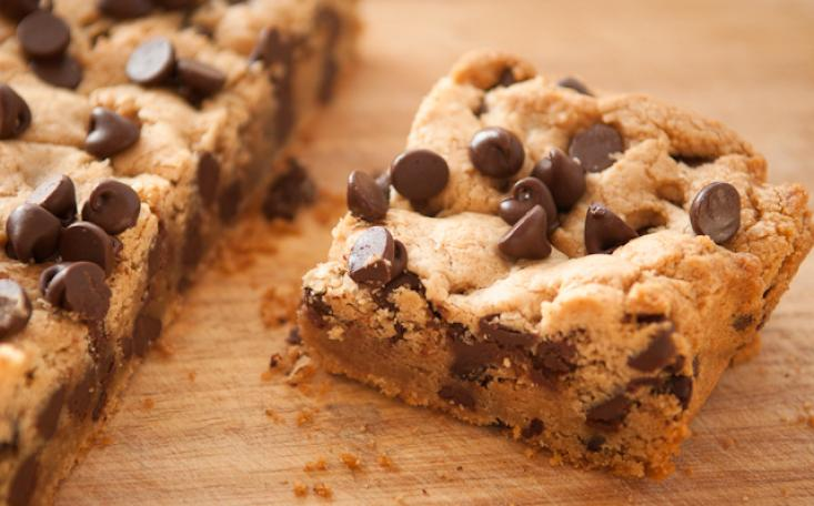 recipe image Gluten Free Chocolate Chip Brownies