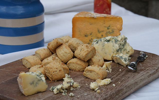 recipe image Blue Cheese Bites
