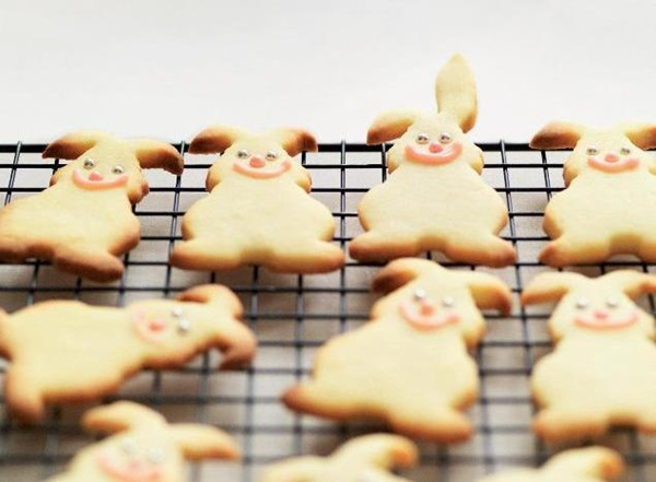 recipe image Easter Bunny Biscuits