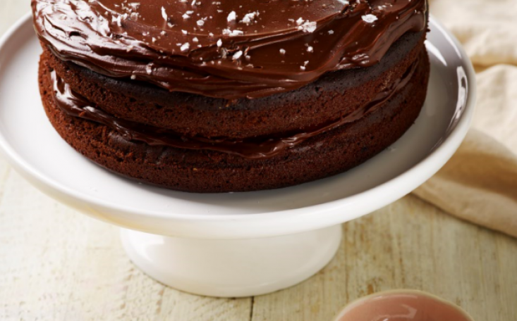 recipe image Devil's Chocolate Cake