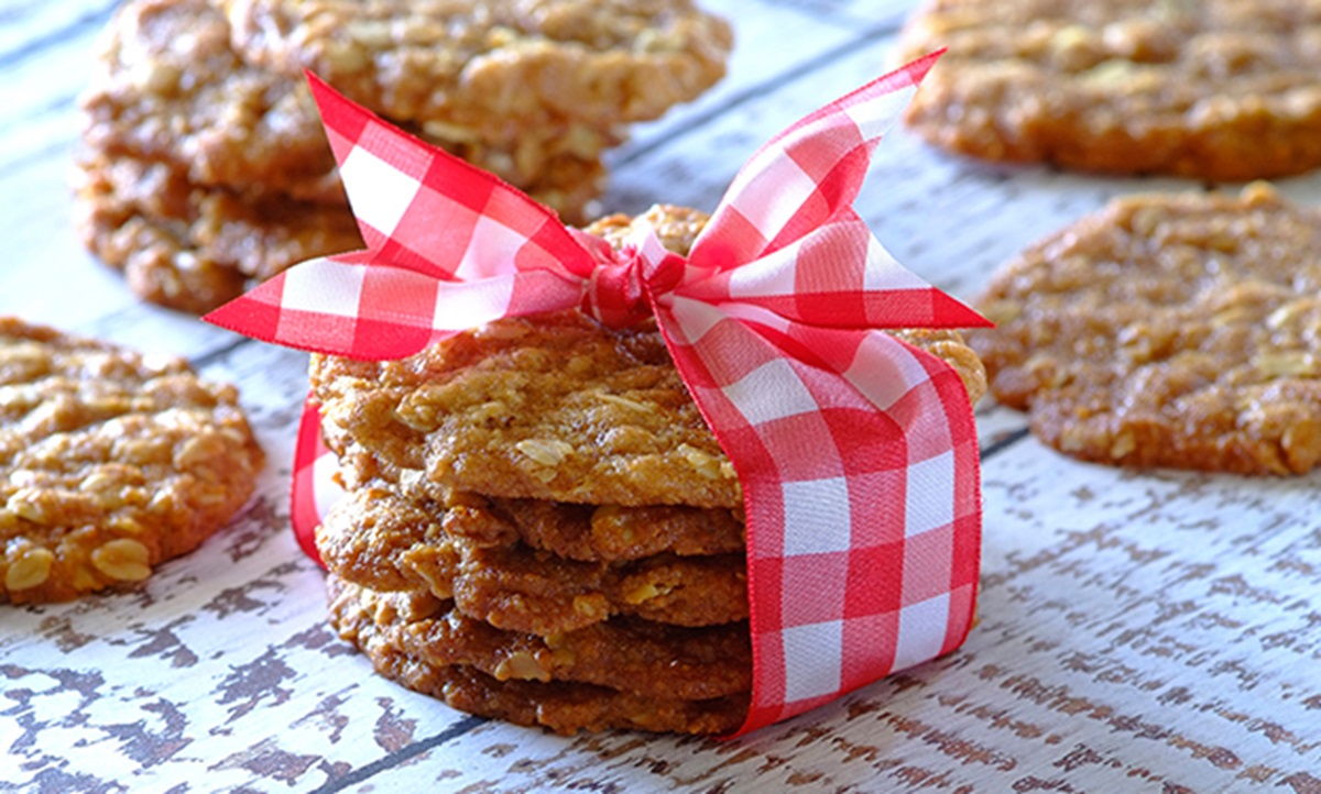 recipe image Anzac Biscuits