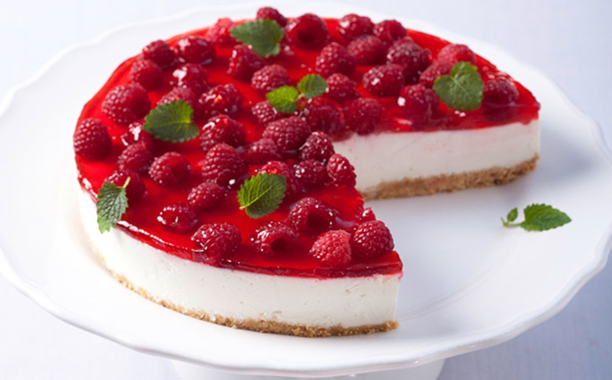 recipe image Raspberry Tart