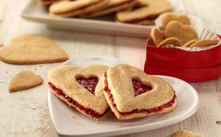 recipe image Valentine Hearts