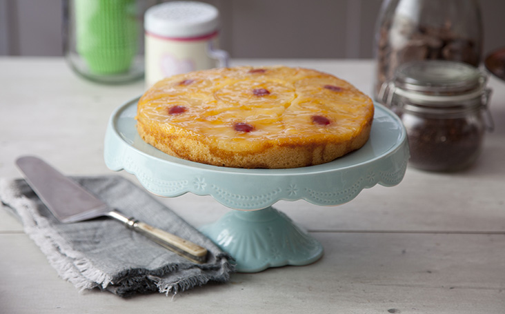 recipe image Pineapple Upside Down Pudding