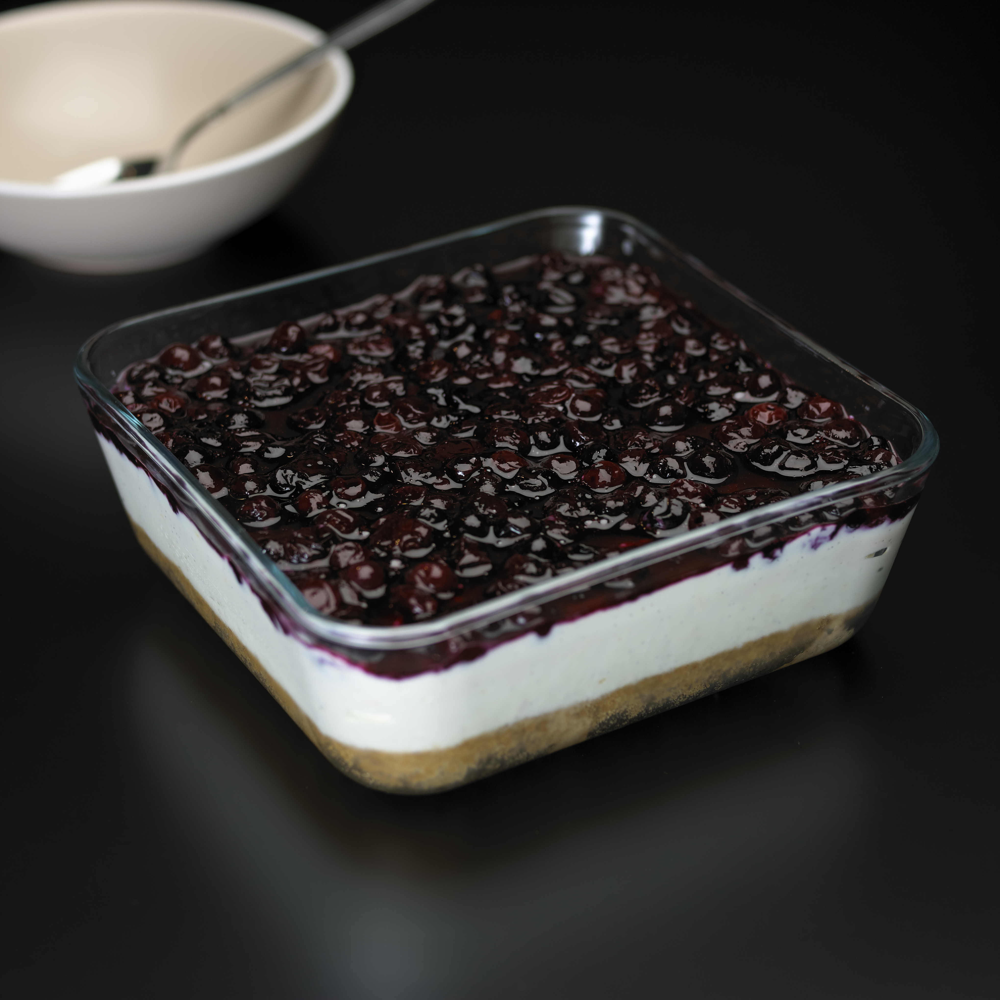 recipe image Very Berry Lemon Cheesecake
