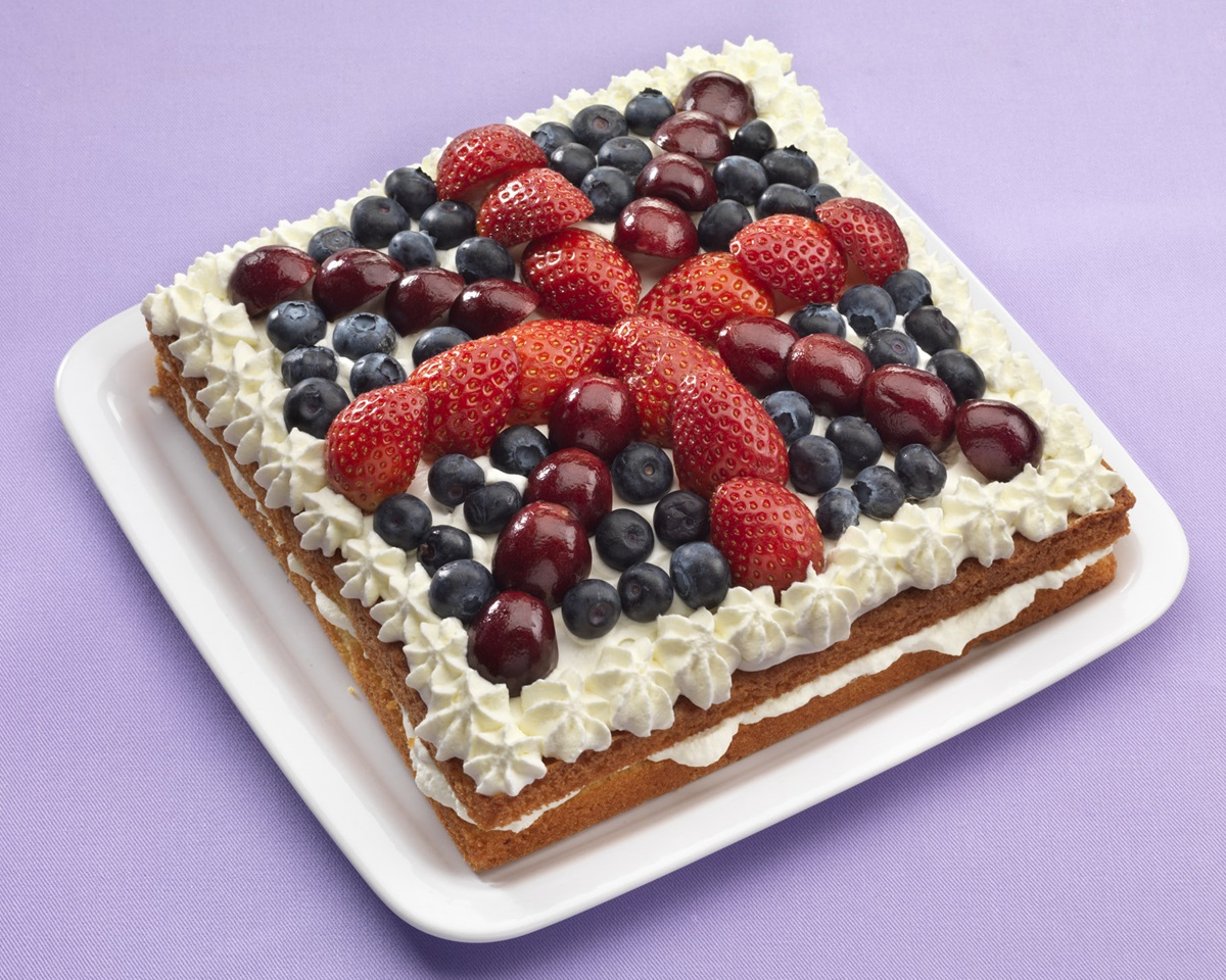 recipe image Great British Celebration Cake