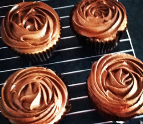 recipe image Chocolate Orange Cupcakes
