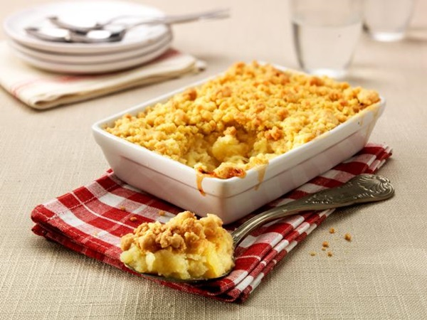 recipe image Polish Apple Crumble