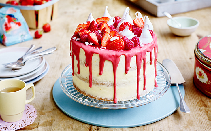 recipe image Eton Mess Cake