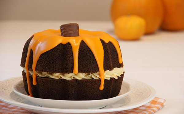 recipe image Chocolate Pumpkin Cake
