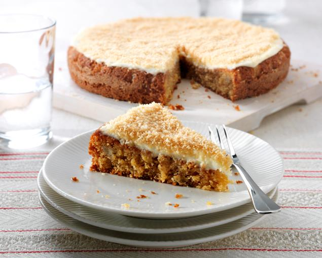 recipe image Banana Cake
